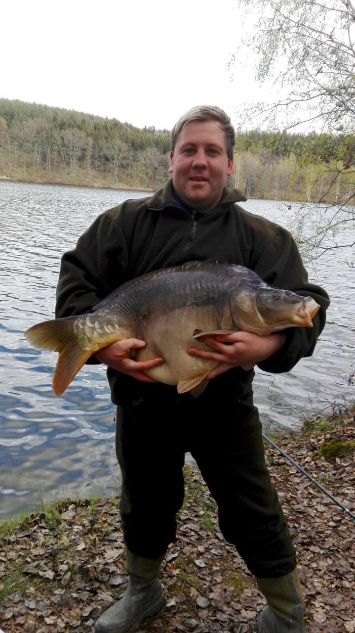 Es werden noch große Fische gefangen.